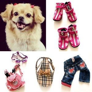 """💖🐾Shop -Brand- """"Coco's Closet"""" for Pup Items 🐾"""